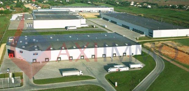 Magazyn do Wynajęcia, Śląsk, Czeladź - Alliance Silesia Logistics Center