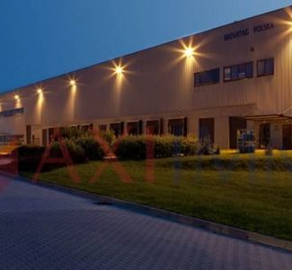 Magazyn do Wynajęcia, Śląsk, Tychy - Segro Industrial Park Tychy